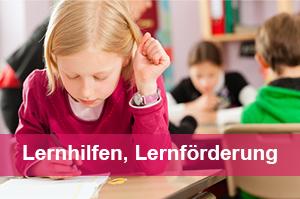 Lernhilfen, Lernförderung